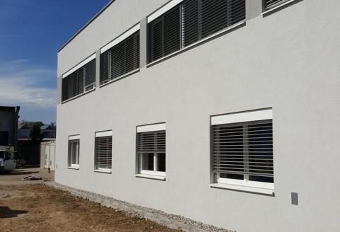 ECS Neubau Thermalhaus