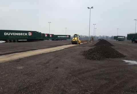 Duvenbeck - Errichtung Logistikfläche