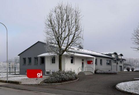 Girkinger+Partner, Büroumbau