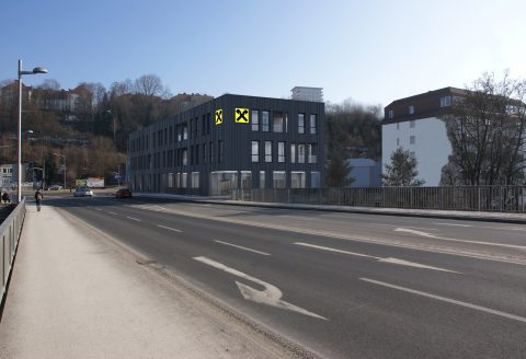 Raiffeisenbank Steyr - WBW