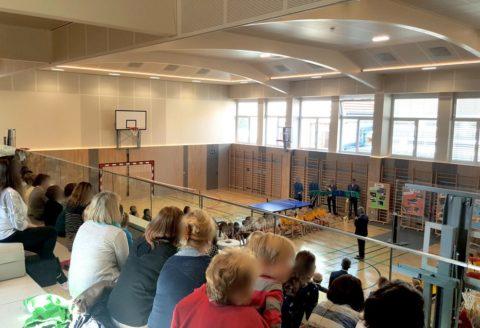 Sanierung Carl-Zeller-Halle