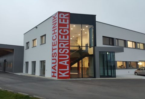 Klausriegler - Neubau Firmengebäude