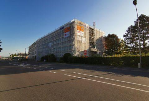 GFM - San. Verwaltungsgebäude