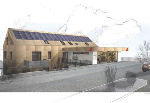 Neubau Gesundheitszentrum